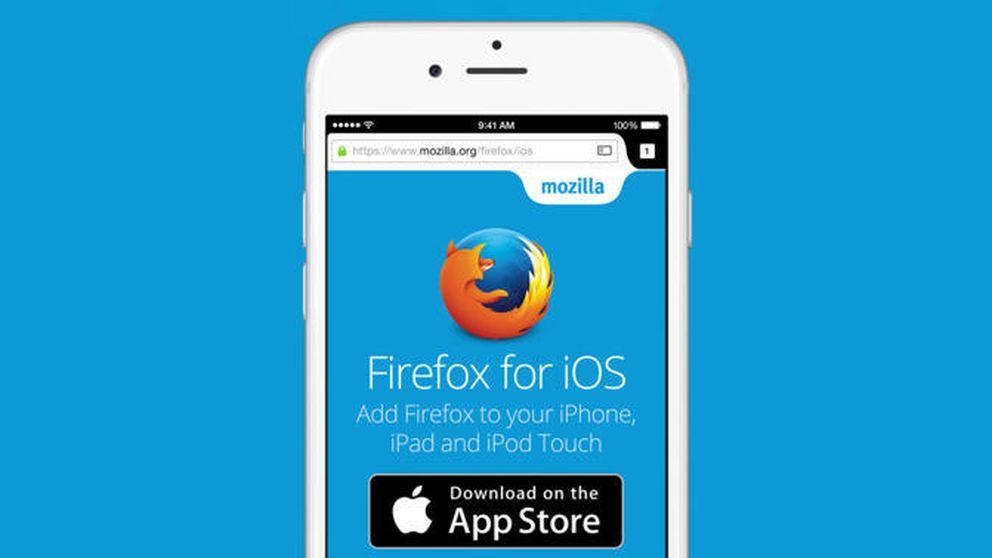 El navegador Firefox llega por fin a iOS, ya te lo puedes descargar