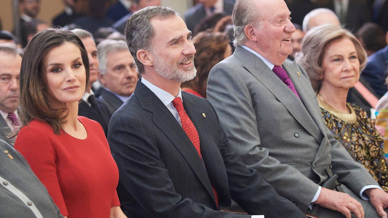La agenda de los Borbón mientras se fraguó la operación de 1,9 M de don Juan Carlos