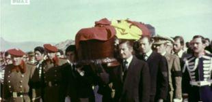 Post de El espectacular despliegue de TVE para cubrir la exhumación de Franco