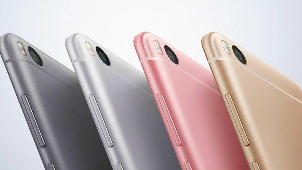 Xiaomi lo vuelve a hacer: estrena su 'smartphone' estrella Mi 5s desde 260€