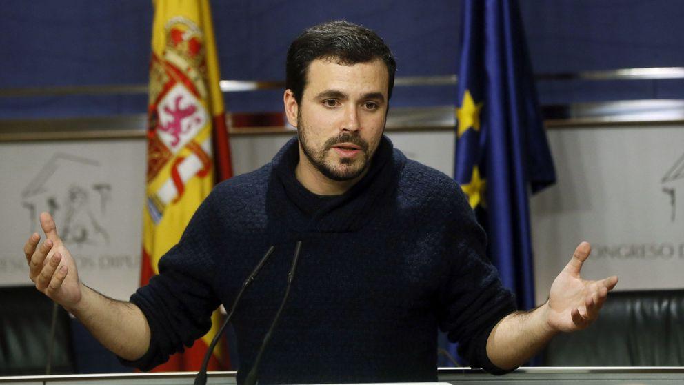 Garzón no tira la toalla y confía en llegar a un acuerdo con el PSOE que deje fuera a C's