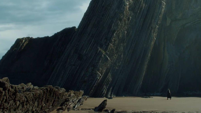 Imagen del rodaje del primer episodio de la séptima temporada de 'Juego de Tronos'