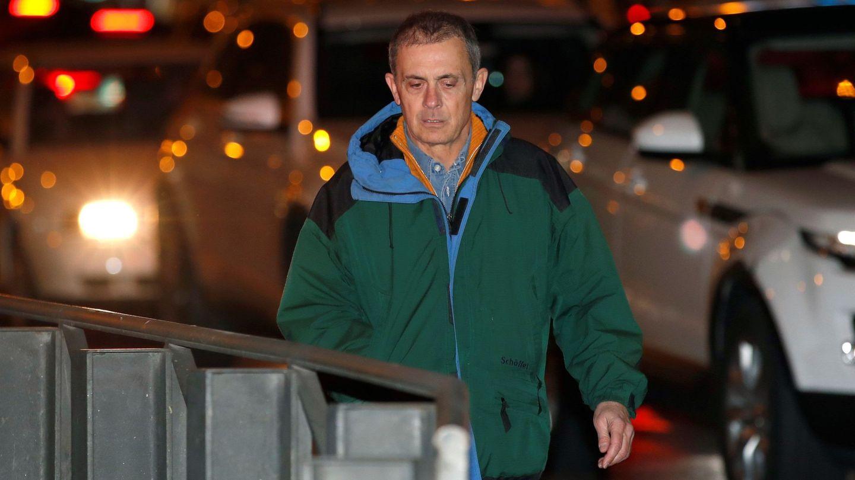 Jordi Pujol Ferrusola a su llegada a la Audiencia Nacional en una foto de archivo. (EFE)