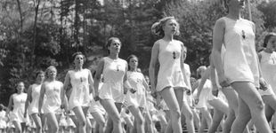 Post de La historia de las lesbianas durante el régimen nazi