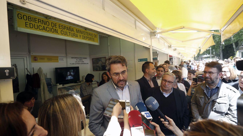 Pedro Sánchez dijo que apartaría de su lado a quien defraudase como Màxim Huerta