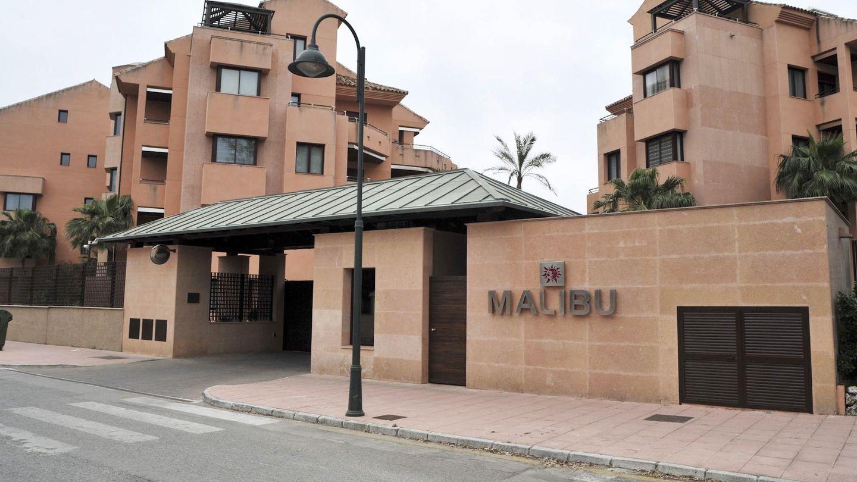 Malibú, residencia de verano de Sean Connery y su mujer en Marbella (I.C.)