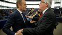 """Tusk pide no """"traicionar"""" a los británicos y que la UE esté abierta a una prórroga larga"""