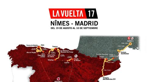 Una Vuelta a España a trozos que sigue a la vanguardia de las rondas ciclistas