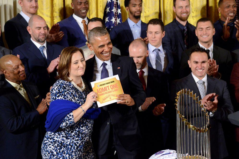 Foto: El presidente Barack Obama en un acto en la Casa Blanca, en Washington (Reuters).
