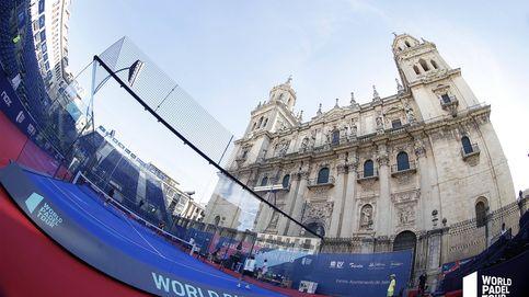 El mejor pádel del mundo a la sombra de la Catedral de Jaén