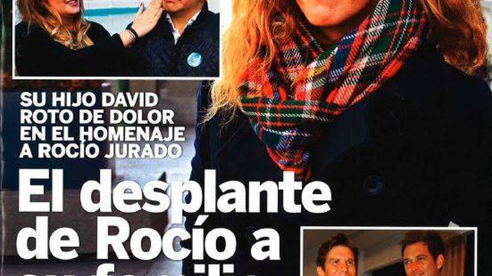 Kiosco rosa: del nuevo amor de Chenoa al plantón de Rociito a su familia