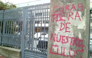 Andrés, de profesor 'buenrollista' a interno en la cárcel de Soto del Real
