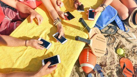 Van a decirte qué hacer y qué no con tu móvil en vacaciones. No hagas caso