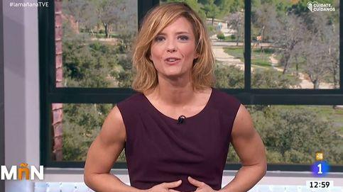 La escueta despedida de María Casado de 'La mañana' tras 4 años al frente
