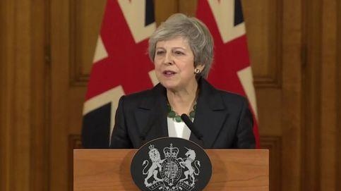 Directo | May resiste pese a la rebelión por el pacto del Brexit: Voy a sacarlo adelante