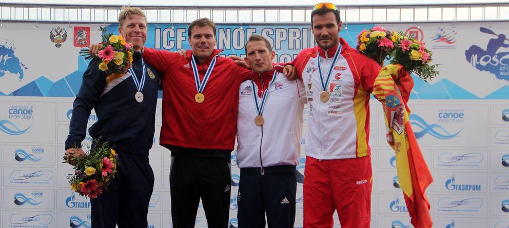 En un 'Mundial de transición', España sale con dos medallas de Moscú pensando en Río