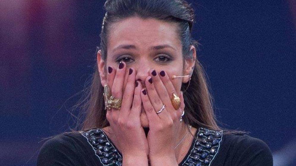 Foto: Laura Matamoros tras vencer en 'GH VIP 4'.