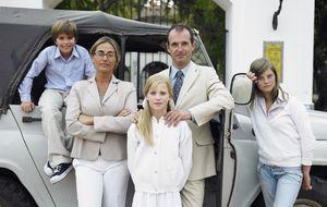 """""""Ponga una familia de clase media en su mesa"""", la última moda navideña entre los ricos"""