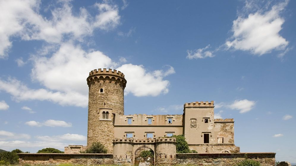 Foto: Torre de Salvana en Santa Coloma de Cervello (Fuente: iStock)