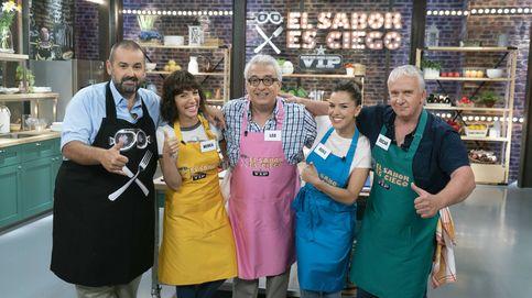 El chef David de Jorge presentará también la versión VIP de 'El sabor es ciego'