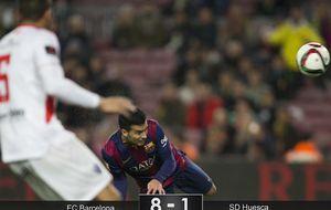 Para Pedro, todos los partidos son de Champions