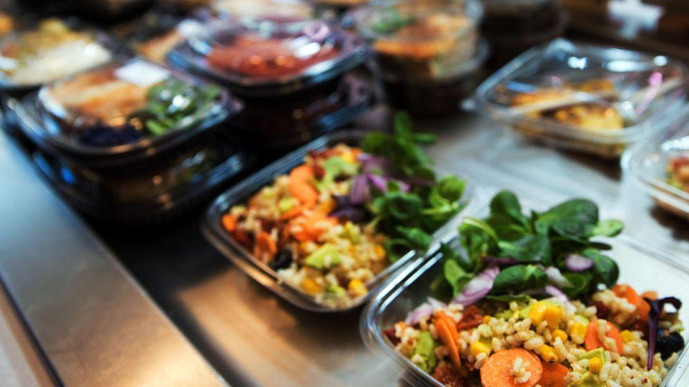 Foto: Aumenta la producción y distribución de alimentos que no son de origen animal.