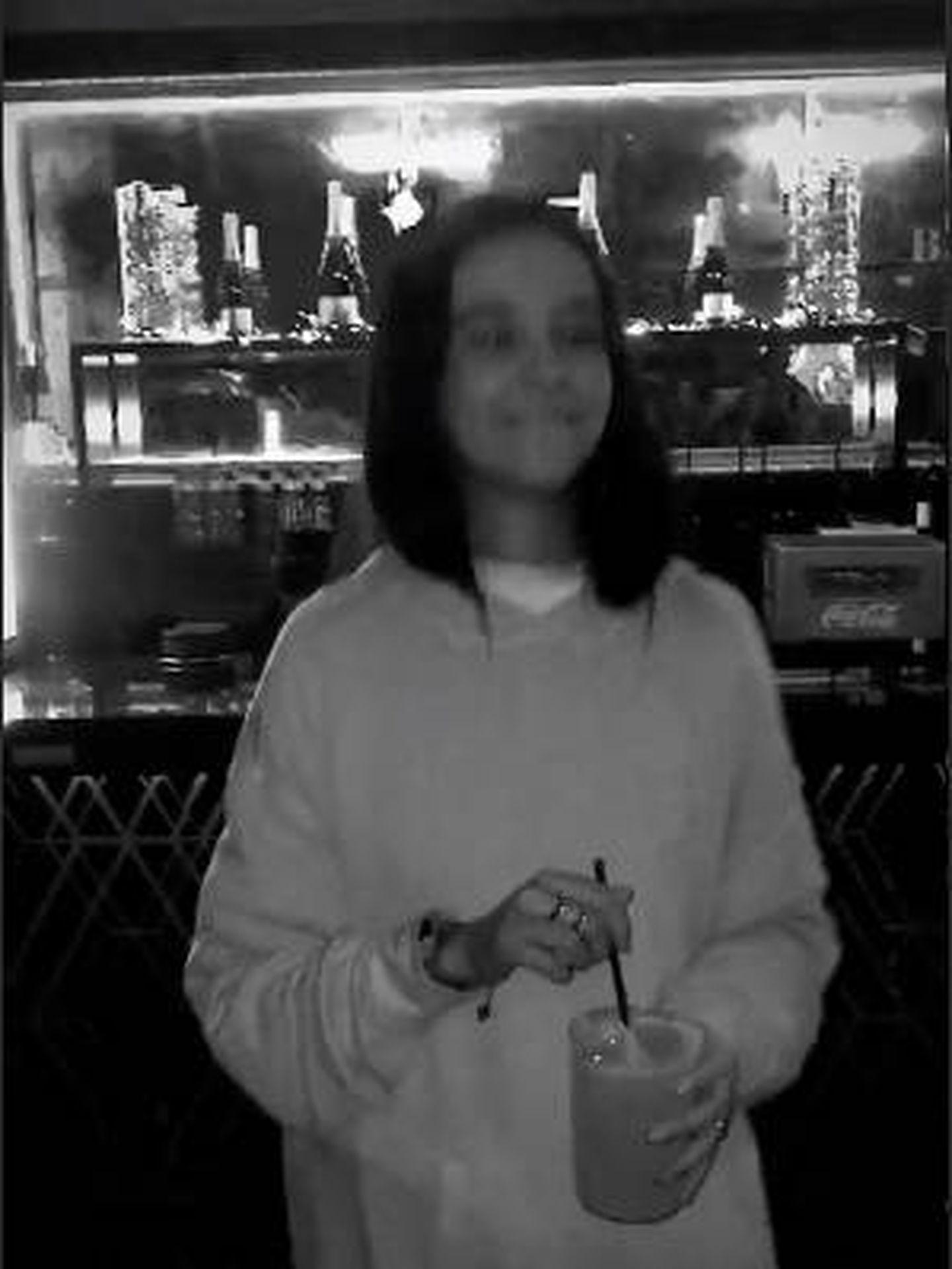 Victoria Federica de fiesta por la noche. (IG)