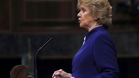 Soledad Becerril deja el Defensor del Pueblo