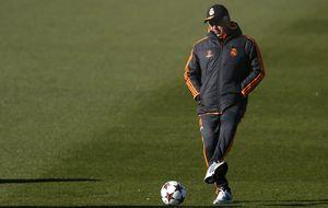 Ancelotti vuelve a dispararse en un pie al sentar a Bale en Pamplona