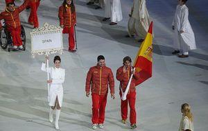 Santacana y Gabriel Gorce abren la participación española en Sochi