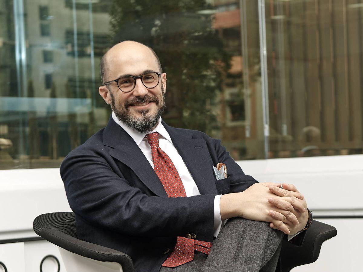 Foto: Mariano Belinky, consejero delegado de Santander AM. (Cedida)