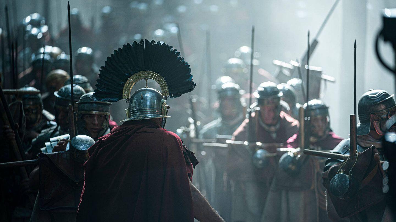 Los romanos son los 'malos malísimos' de la serie 'Bárbaros'. (Netflix)