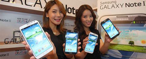 Samsung logra unos beneficios históricos gracias al éxito de su gama Galaxy