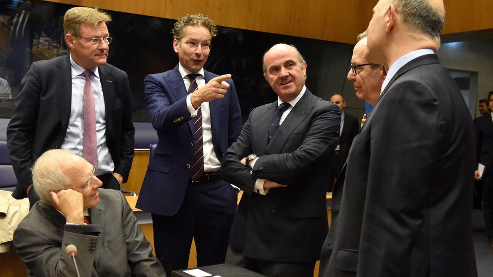 Mensaje de Luis de Guindos a la eurozona: no habrá independencia