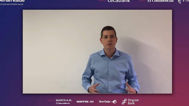 Javier Planelles, director corporativo de Cecabank.
