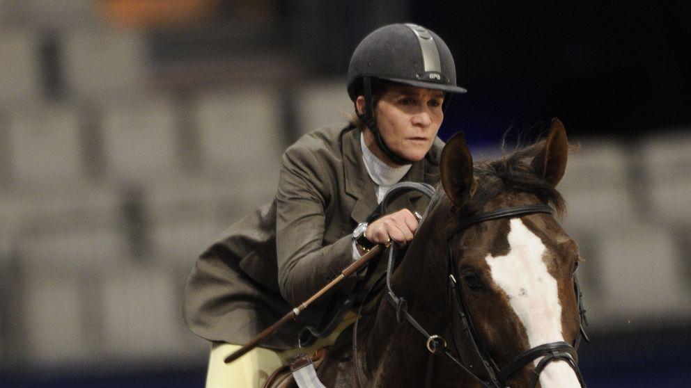 El caballo de la infanta Elena que ahora se vende por 25.000 euros