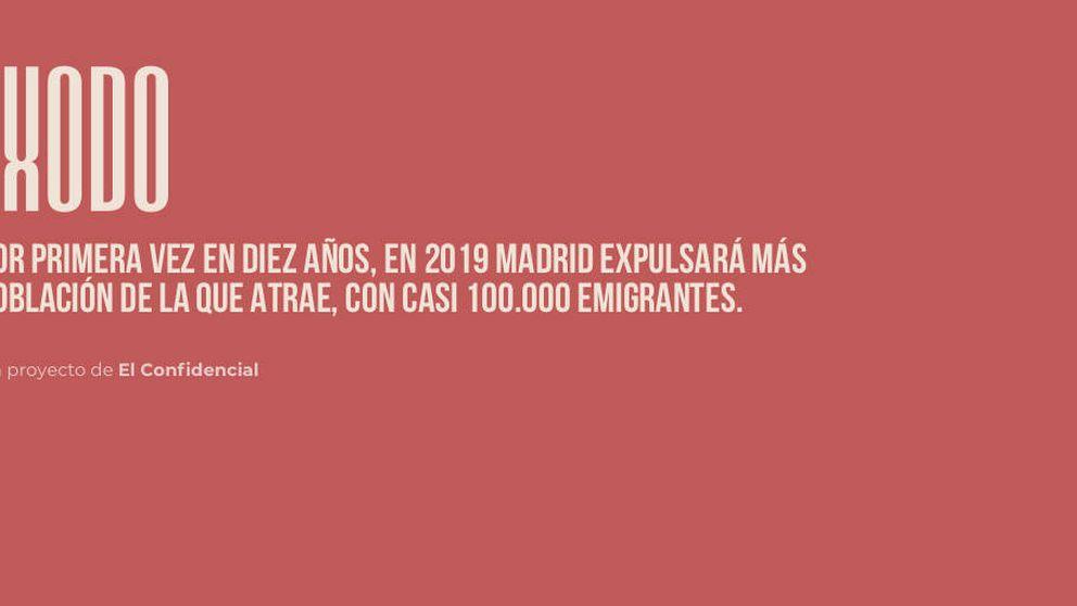 La llegada de trabajadores cualificados expulsa a las clases populares fuera de Madrid