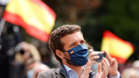 El PP acusa a la izquierda de crispar la campaña: No queremos piedras ni balas