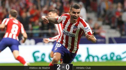 Mejor llame a Correa: el partidazo del argentino (y Oblak) que rescata al Atlético