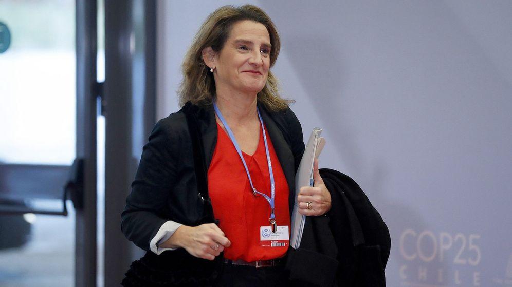 Foto: La ministra para la Transición Ecológica, Teresa Ribera. (EFE)