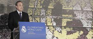 Foto: Florentino Pérez exige más compromiso y rendimiento a la actual plantilla del Real Madrid