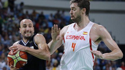 España no tiembla para vencer a Argentina y jugará contra Francia en cuartos