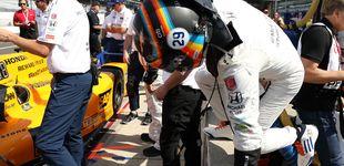 Post de Las 500 Millas de Indianápolis, una nueva experiencia vital para Fernando Alonso