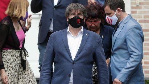 Junqueras y otros excargos formalizan sus fianzas ante el Tribunal de Cuentas