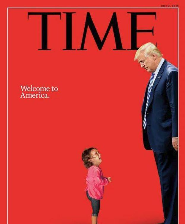 Foto: La polémica portada de la revista 'Time'
