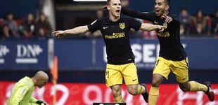 Post de Simeone pierde el debate y vuelve a lo que siempre le funciona al Atlético