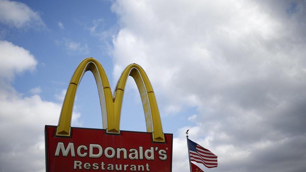 Foto: Exterior de uno de los restaurantes de McDonald's  en Illinois, Estados Unidos. (Reuters)