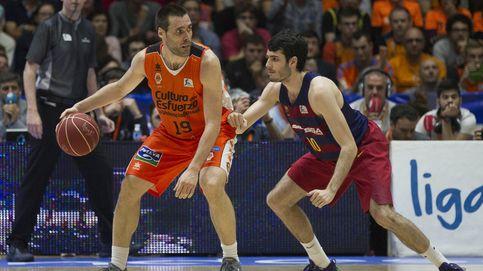 El Valencia Basket pone al rojo vivo la lucha por la primera plaza de la ACB