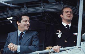 Despedida de Estado para un grande de la historia de España