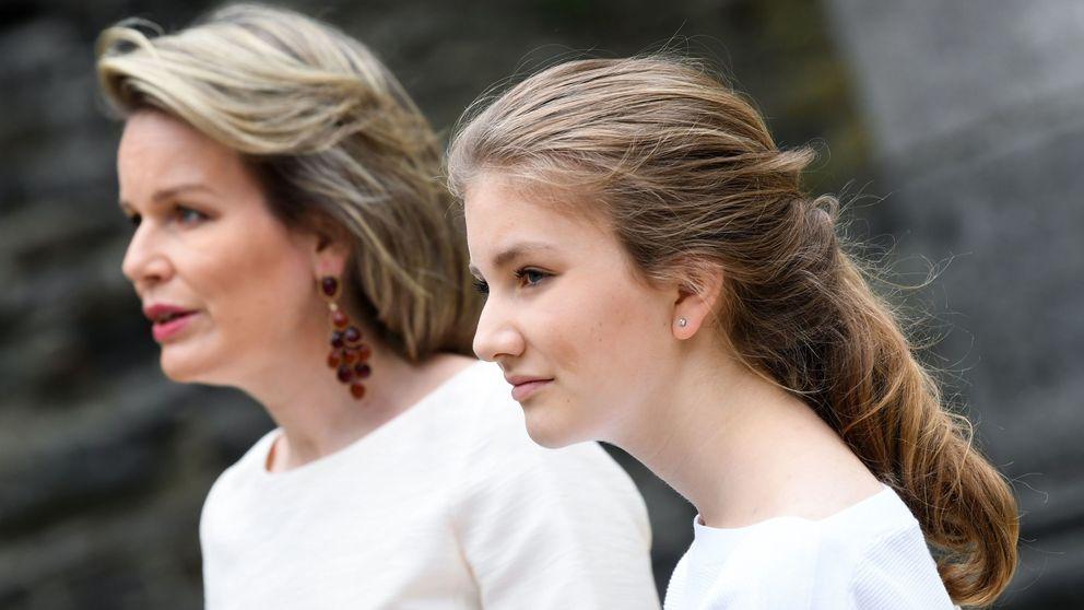 Elisabeth de Bélgica se queda sin su paga anual de un 'milloncito' de euros